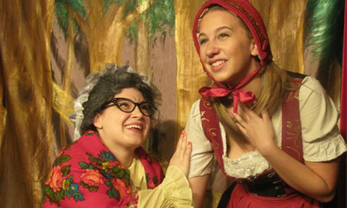 """Little Red Riding Hood"" - Galli Theater: ""Little Red Riding Hood"" for Two at Galli Theater on October 5–27 (Up to 51% Off)"