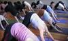 Yoga Mandali - Saratoga Springs: $59 for a 10-Class Card to Yoga Mandali in Saratoga Springs (Up to $120 Value)
