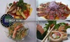 Deep Sushi - East Dallas: $10 for $25 Worth of Sushi and Drinks at Deep Sushi