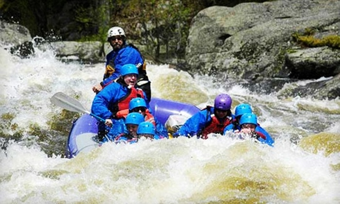Beaver Brook Outfitters - Glens Falls: River Sports Adventures from Beaver Brook Outfitters in Glens Falls. Three Options Available.