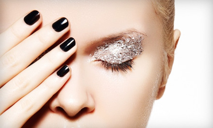 Europe Nails & Spa - Los Angeles: Gel Manicure or Spa Mani-Pedi at Europe Nails & Spa in Glendale