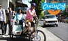 Cruise Cab: $25 for a 30-Minute Daytime Pedicab Tour of Downtown for Two from Cruise Cab