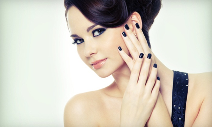 Ego Styles Hair Salon & Spa - South Gary: One or Three Spa Mani-Pedis at Ego Styles Hair Salon & Spa in Schererville (Up to 62% Off)