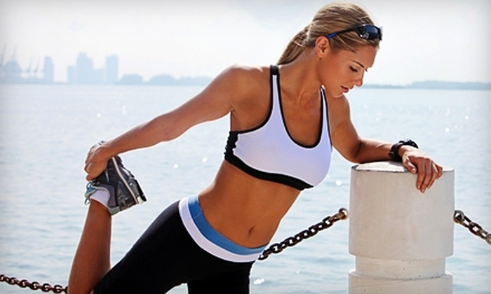Body Up: $20 for $50 Worth of Women's Fitness Apparel from Body Up