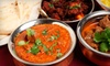 Gourmet India - Multiple Locations: Combo Meal and Specialty Drink for Two or Four at Gourmet India (Up to 56% Off)