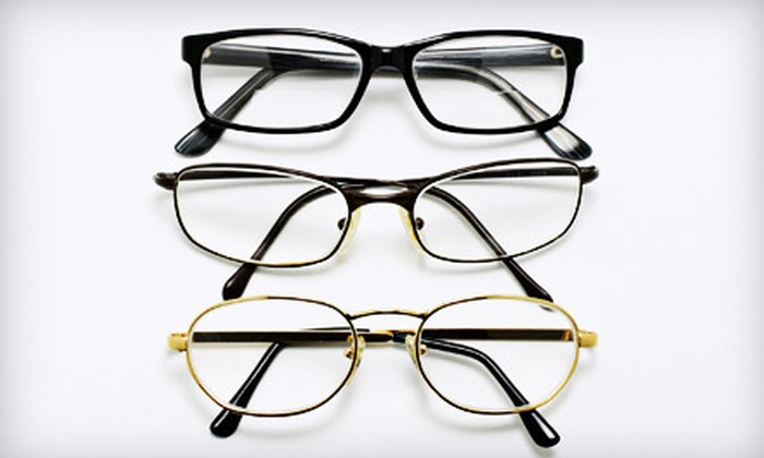 Dr. Enker's World Eyeglasses & Personal Eye Care - Imperial Point: Contacts or Glasses or Eye Exam with Glasses at Dr. Enker's World Eyeglasses & Personal Eye Care (Up to 75% Off)