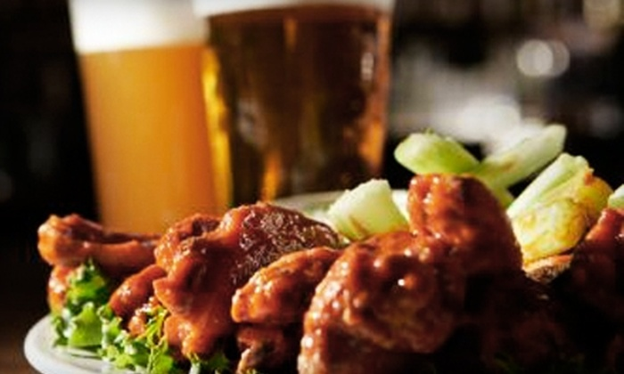 The Beer Hunter Bar and Grill - Lymburn: $10 for $20 Worth of Pub Fare at The Beer Hunter Bar and Grill