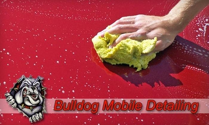 Bulldog Mobile Detailing - Nashville: $40 for a Sedan or Compact Car Maximum Detail ($100 value) or $48 for a Truck or SUV Maximum Detail ($120 Value) from Bulldog Mobile Detailing.