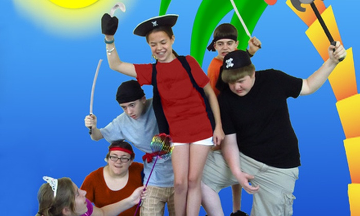 Kid Co Theatre - Piedmont: Kids' Acting Camp for First–Fourth Graders at Kid Co Theatre in Piedmont