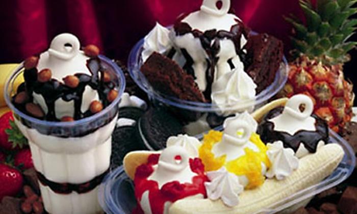 Dairy Queen / Orange Julius - Multiple Locations: Frozen Treats and Fruit Drinks or an Ice-Cream Cake at Dairy Queen Orange Julius in Lakeview