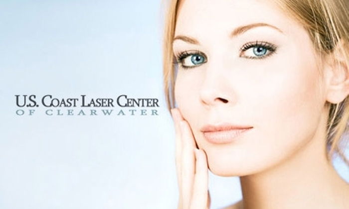 U.S. Coast Laser Center of Clearwater - Clearwater: $39 for a One-Hour European Facial or Chemical Peel at U.S. Coast Laser Center of Clearwater