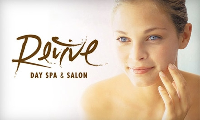 Revive Day Spa & Salon La Mesa - San Diego: $49 for $150 Worth of Services at Revive Day Spa & Salon La Mesa