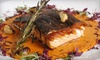 Sassi Restaurant - West Van Nuys Lake Balbos,Encino: $15 for $30 Worth of Mediterranean Fare at Sassi Restaurant in Encino