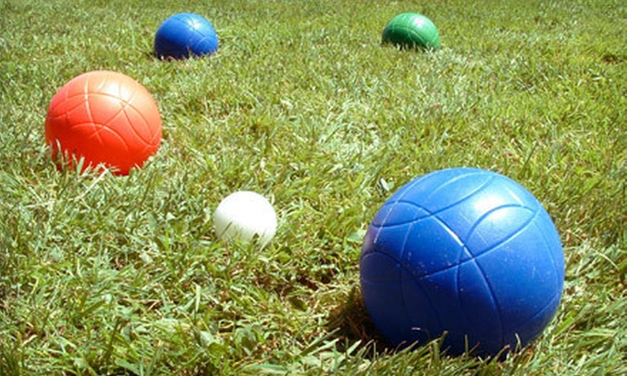Seattle Bocce League - Ravenna: Seattle Bocce League Registration for an Individual or a Team of Eight (51% Off)