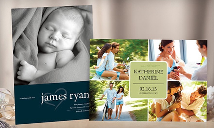 PhotoCardsDirect.com: Personalized Photo Cards from PhotoCardsDirect.com (Up to 66% Off). Two Options Available.