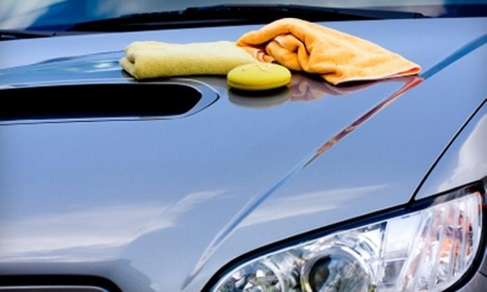 Super Kleen Car Wash - El Monte City: Standard Wash or VIP Wash and Hand Wax at Super Kleen Car Wash in El Monte