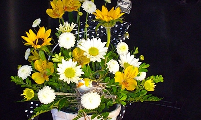 Petals to Go - The Oaks: $25 for $50 Worth of Floral Arrangements, Gifts, and More at Petals to Go in New Braunfels