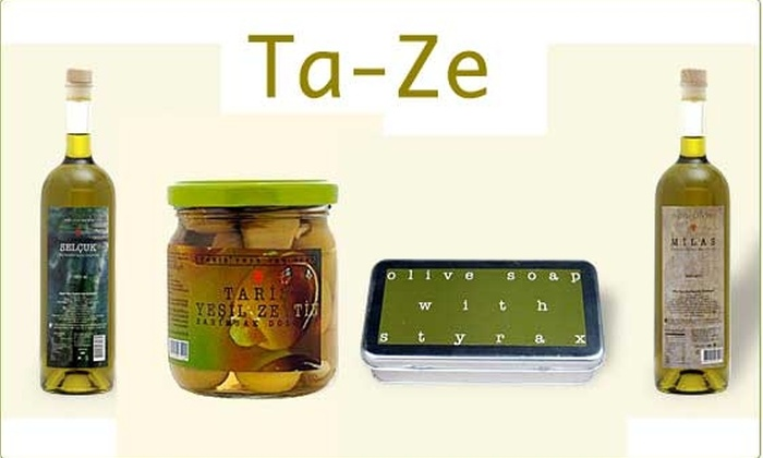 Ta-Ze - Chicago: $25 for $50 Gift Certificates to Ta-Ze