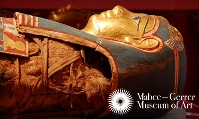 Mabee-Gerrer Museum of Art - Shawnee: $5 for Two General Admission Tickets to the Mabee-Gerrer Museum of Art (Up to $10 Value)