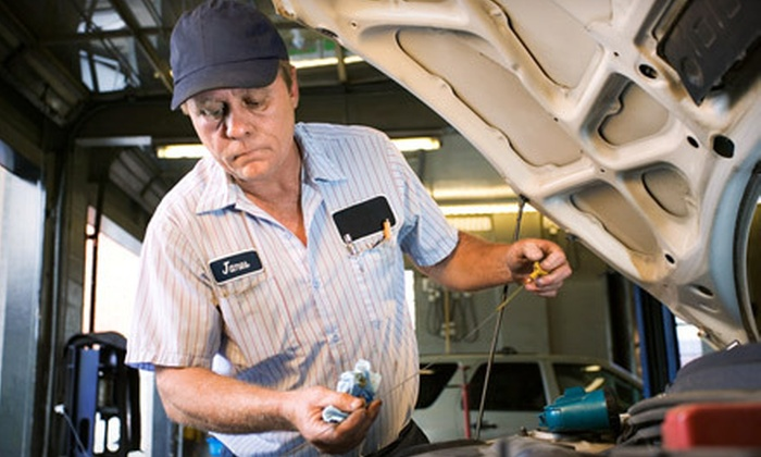 Wisconsin Motor Sales and Service - Fox Cities: $19 for Oil Change and Full Safety Inspection at Wisconsin Motor Sales and Service LLC in Appleton ($49.90 Value)