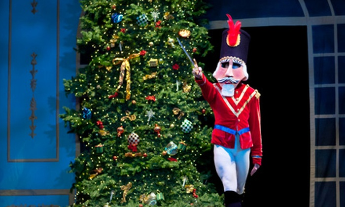 """The Nutcracker"" - Worcester: $24 for Two Tickets to ""The Nutcracker"" at The Hanover Theatre for the Performing Arts on November 25 or November 26 ($48 Value)"