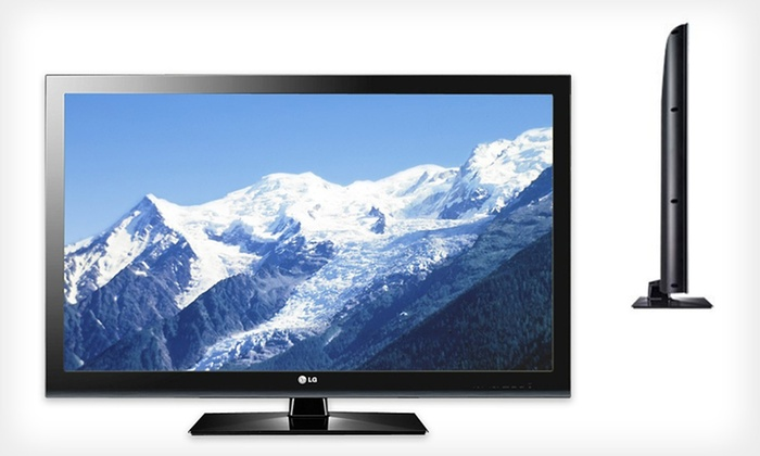 """LG 42"""" 1080p LCD HDTV : $449 for an LG 42-Inch Commercial 1080p LCD HD Television ($1,243.50 List Price). Free Shipping and Free Returns."""