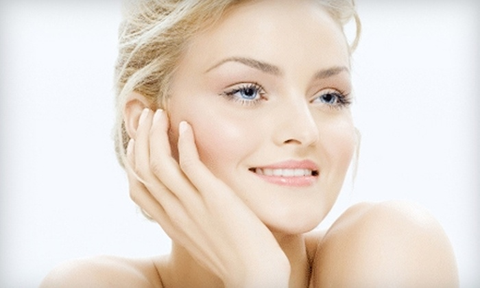 Beautiful Skin at Auracle Salon - St. Petersburg: $45 for a Glycolic Peel and Hydrating Facial at Beautiful Skin at Auracle Salon in St. Petersburg ($115 Value)