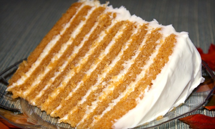 Smith Island Baking Company: $15 for $30 Worth of Cakes from Smith Island Baking Company