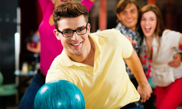 Tarheel Lanes Bowling Center - Hendersonville: $13 for Bowling for Two at Tarheel Lanes Bowling Center (Up to $26 Value)