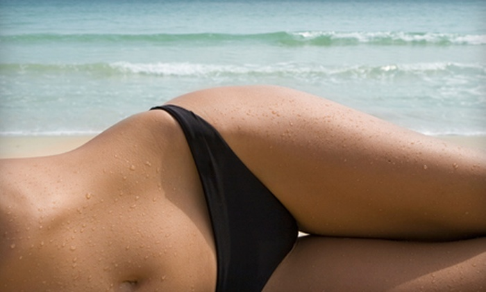 insparation studio at cutLoose hair salon - Neartown/ Montrose: $30 for a Bikini Wax at insparation studio at cutLoose Hair Salon (Up to $65 Value)