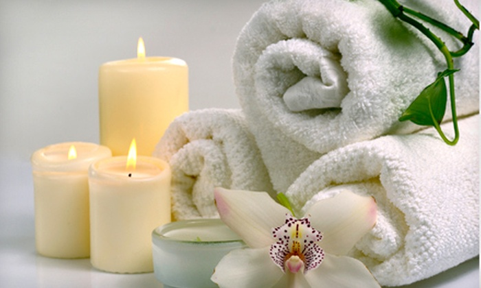 Morgan Ford Massage Therapy - Tower Grove South: One or Two Massages with Hot-Towel Treatment and Aromatherapy at Morgan Ford Massage Therapy (Up to 54% Off)