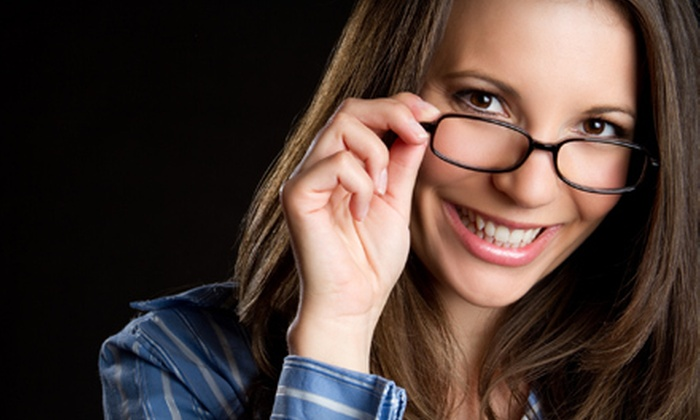iVision - Multiple Locations: $40 for $150 Toward Prescription Glasses at iVision, Plus Free Second Pair. Five Locations Available.