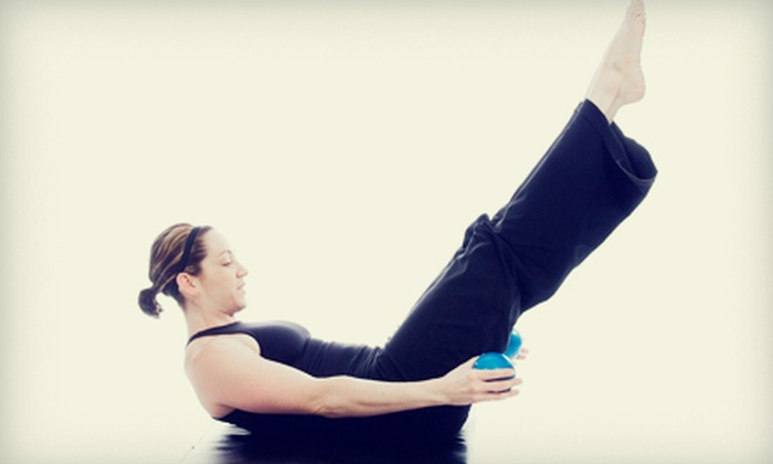 Pilates of Collierville - Collierville: 8 or 16 Pilates Classes at Pilates of Collierville (Up to 74% Off)
