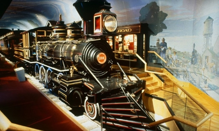 Kansas Museum of History - Topeka: $6 for Two Adult Admission Tickets to the Kansas Museum of History ($12 Value)