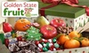 Golden State Fruit: $25 for $50 of Fresh Fruit and Gourmet Gift Baskets from Golden State Fruit