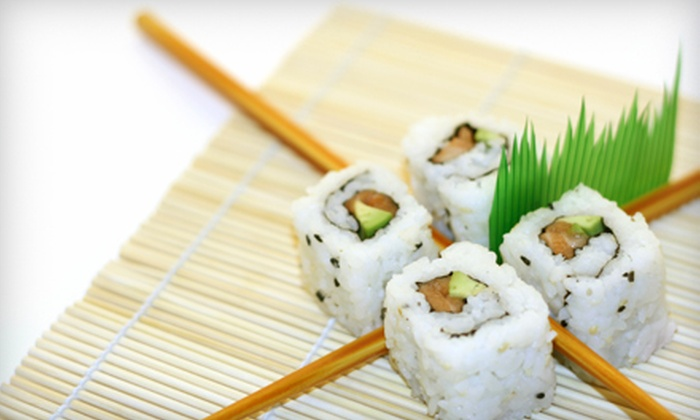 Sushi Gin Japanese Cuisine & Sushi Bar - Overland Park: $15 for $30 Worth of Japanese Dinner Fare at Sushi Gin Japanese Cuisine & Sushi Bar in Overland Park