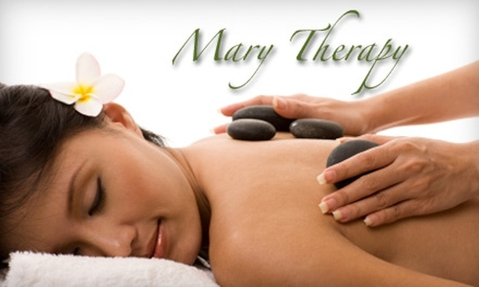 Mary Therapy - Canal Fulton: $40 for a 90-Minute Massage or $35 for a Hot-Stone Massage at Mary Therapy