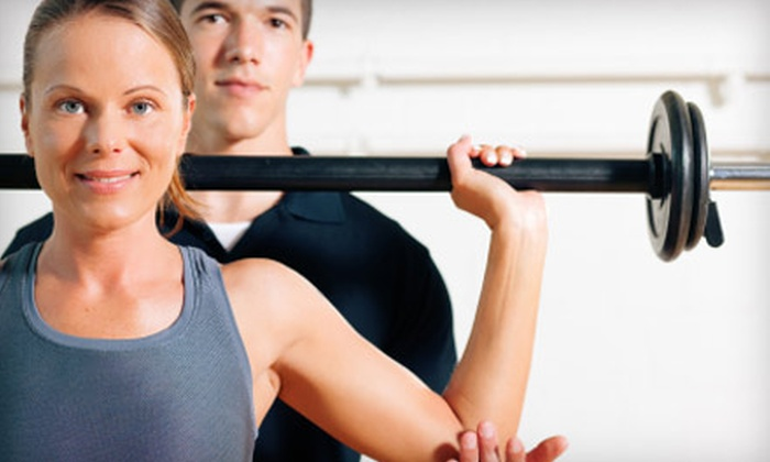 Mountainside Fitness - Multiple Locations: $30 for a One-Month Membership, Three Personal-Training Sessions, and Childcare at Mountainside Fitness ($221 Value)