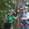 Up to 46% Off a Zipline Tour and Aerial Adventure Course