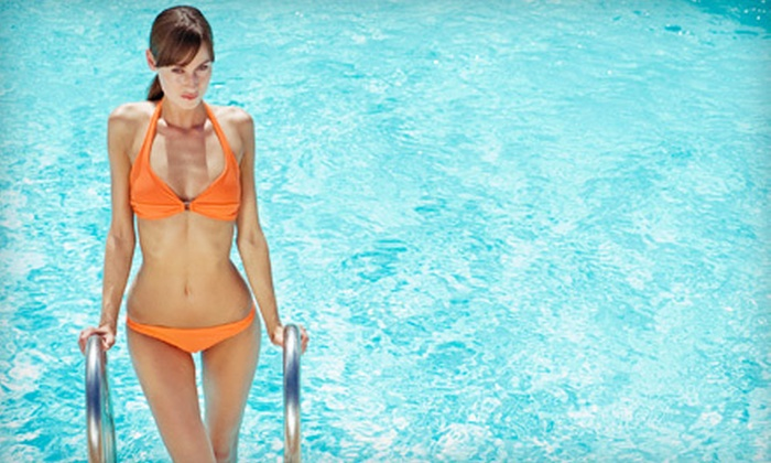 Chic Bronzing - Multiple Locations: One or Three Airbrush Spray Tans at Chic Bronzing (Up to 55% Off)