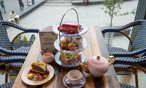 Curious Manor: Traditional, Sparkling or Cocktail Afternoon Tea for Two at Curious Manor (Up to 44% Off)