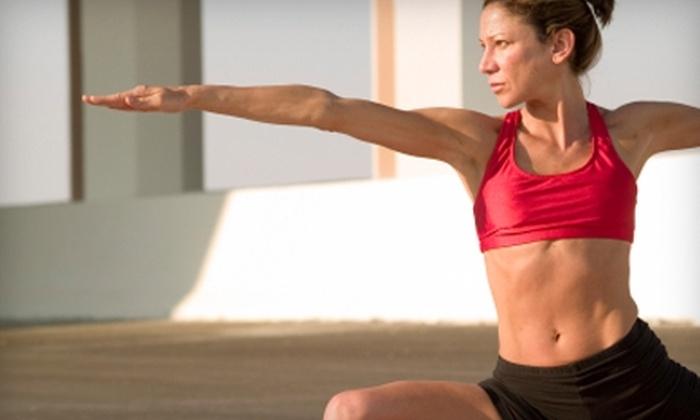 Hot Yoga With Joe - Perrysburg: $15 for Three Hot-Yoga Classes at Hot Yoga With Joe in Perrysburg