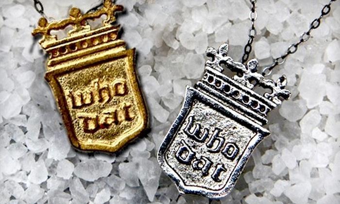 Sarah Ott: $10 for $20 Worth of New Orleans–Related Merchandise at Sarah Ott