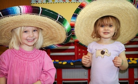 The Bilingual Schoolhouse: One Introductory Language Class for Kids - The Bilingual Schoolhouse in Oklahoma City