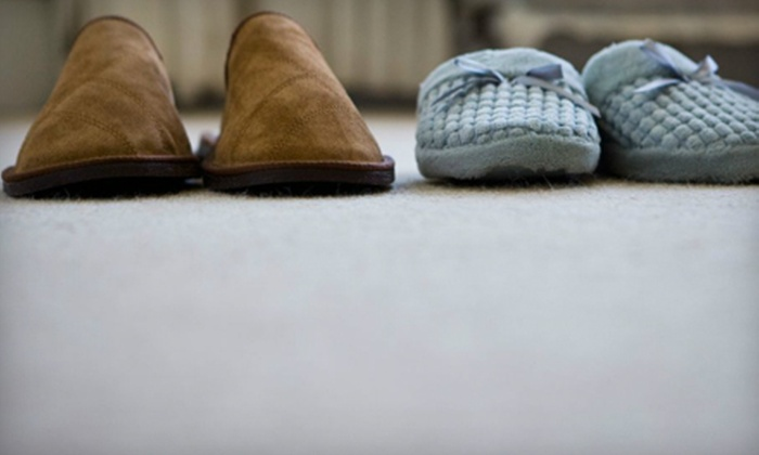 Stanley Steemer - Central Business District: Two, Three, or Four Rooms and Hallway of Carpet Cleaning from Stanley Steemer (Up to 51% Off)