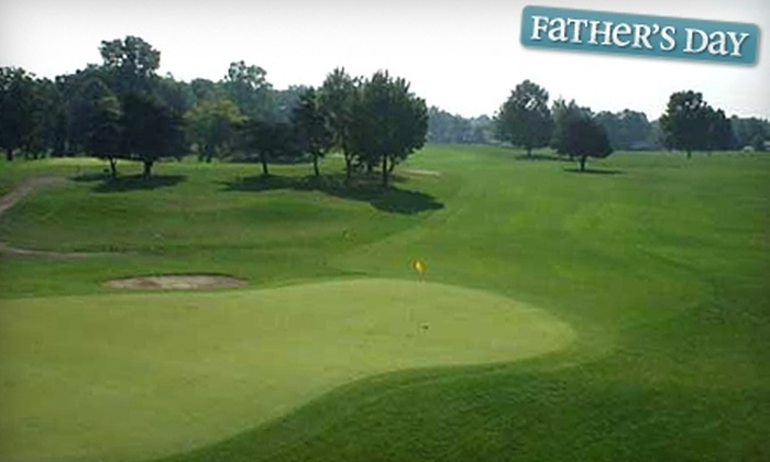 Meridian Sun Golf Club - Haslett: Two Rounds of Golf and Cart Rental or Unlimited Single Golf Membership at Meridian Sun Golf Club in Haslett