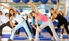 Metro Fitness - Montgomery: Five or 12 Group Fitness Classes at Metro Fitness