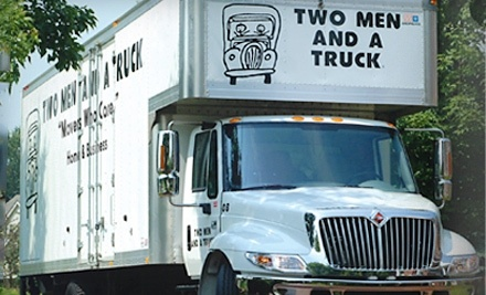Two Men and A Truck - Two Men and A Truck in