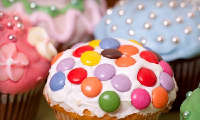 America's Biggest Cupcake Decorating Event - Nashville-Davidson metropolitan government (balance): Cupcake-Decorating Workshops from America's Biggest Cupcake Decorating Event on October 1. Four Options Available.