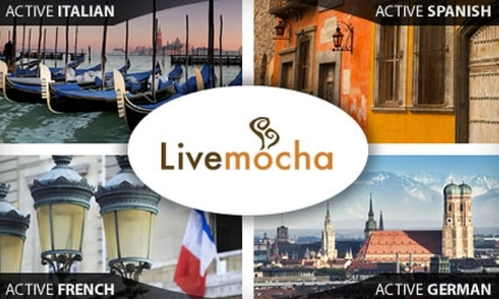 Livemocha: $75 for a One-Year Online Language Course from Livemocha